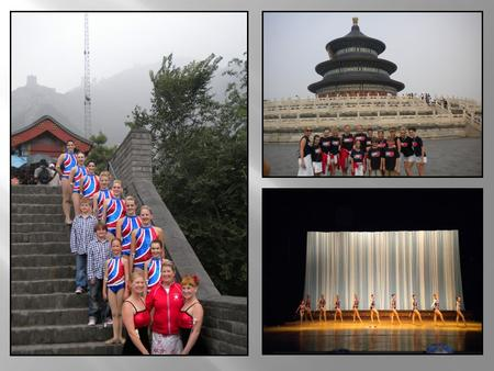 Red Star Twirlers Spain Tour August 2 – 11, 2012 Provided by Music Celebrations International.