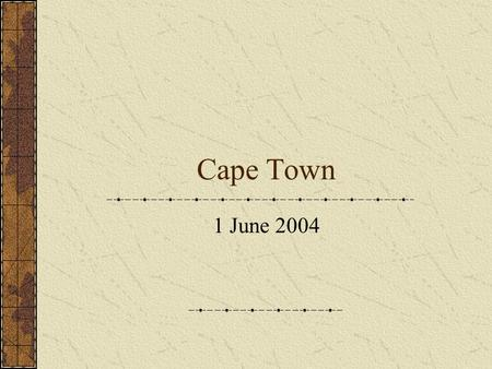 Cape Town 1 June 2004. Compensation Fund Overview Achievements Challenges Key Priorities 2004/5 Statistics Budget.