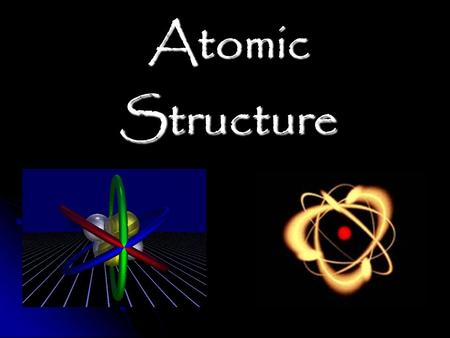 Atomic Structure. Elements and Atoms Element- a pure substance made up of only one type of atom. Atom- smallest unit of an element that maintains the.