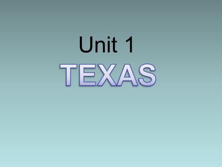 Unit 1. A region is an area that is used to identify and organize areas of the Earth's surface for various purposes.