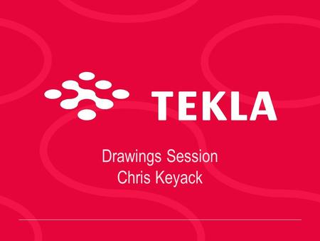 Drawings Session Chris Keyack. Cloning & Intelligent Drawings.