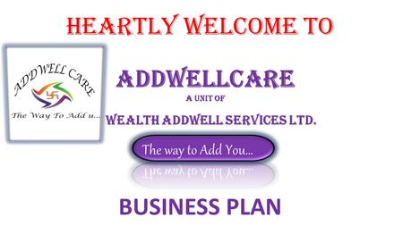 WEALTH ADDWELL SERVICES Ltd.