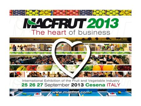 Zdfòbji lbvsxv Who We Are MACFRUT is the most important trade show event related to the fruit and vegetable system in the Mediterranean Europe. The trade.