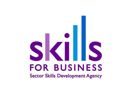 Towards skilling, upskilling and reskilling Jacqui Hepburn SSDA Manager Scotland Sector Skills Development Agency.