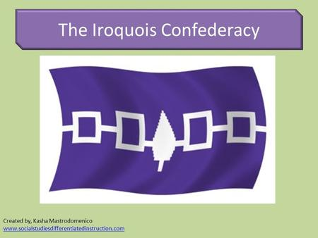 "an introduction to the iroquois The iroquois the iroquois people were known as ""hodenosaunee"" which in huron means ""people of longhouse"" why were the iroquois called this."