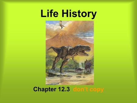 Life History Chapter 12.3 don't copy.