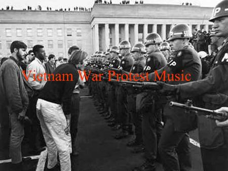 "Vietnam War Protest Music. ""Fortunate Son"" - CCR Some folks are born made to wave the flag, Ooh, they're red, white and blue. And when the band plays."
