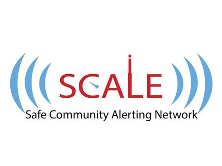 (((SCALE: Safe Community Alert Network))) (((SCALE: What's next?))) New Partners Brivo Labs N5 Sensors Captiva Victory Housing …and more coming.