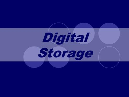 Digital Storage. Measuring Memory and Storage TermAbbreviationApproximate Memory Size KilobyteKB or K=1000 bytes (actual size is 1024 bytes) MegabyteMB=1.