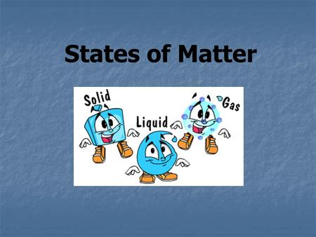 States of Matter. 3 States of Matter Solids  _____________________________________ Liquids  ______________________________________ Gases  ______________________________________.