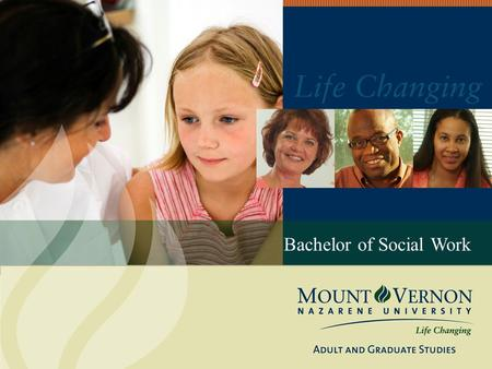 "Bachelor of Social Work. ""Who to Contact"" MVNU Email Account Primary source of communication for: Records and Registration Financial Aid Student Accounts."
