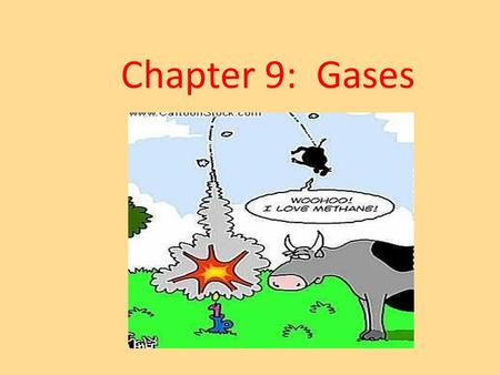 Chapter 9: Gases. States of Matter StateShape and Volume Compressibilty Ability to flow Forces between Molecules Solid-Fixed shape -Fixed volume NO VERY.