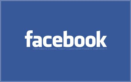 (c) 2009 Facebook, Inc. or its licensors. Facebook is a registered trademark of Facebook, Inc.. All rights reserved. 1.0.