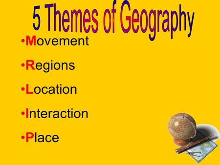 explain the relationship between physical and human geography