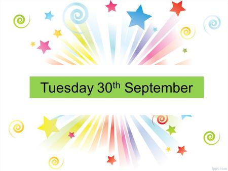 Tuesday 30 th September. All Year Groups Pupil Council Meeting The next Pupil Council meeting is TODAY Period 5 Mrs Summers Maths room. Please register.