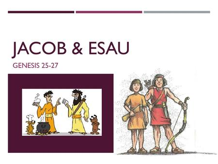 JACOB & ESAU GENESIS 25-27. CONTEXT  Genesis 25:5  Genesis 25:7-10  EULOGY - What were a few things that happened to Abraham?