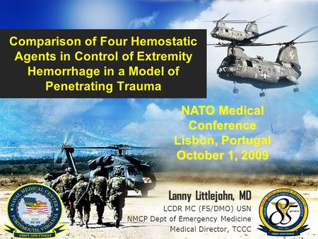 NATO Medical Conference