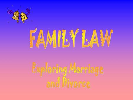 The Family has changed Today's families have changed and consist of: Single-parent families Blended families-the result of divorce and remarriage Childless.