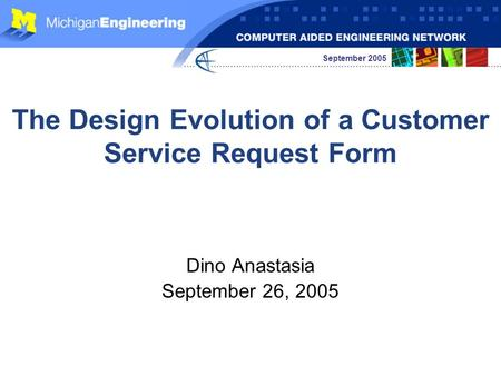 Caen Customer Service Request (Csr) Database Final Project Report