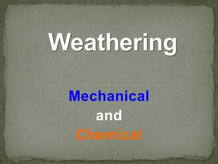 Mechanical and Chemical.  _767454.jpg