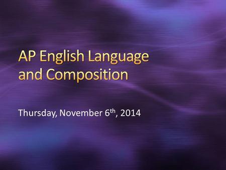 english language and rodriguez