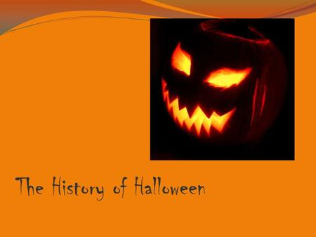 the history of halloween where did it come from - Where Halloween Originated From