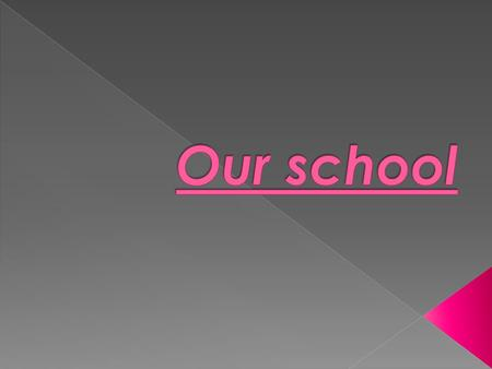  Our school has 6 domains: - grammar school - pedagogy - interior Design - glassschool - artistic glass processing - glass manufacturer.