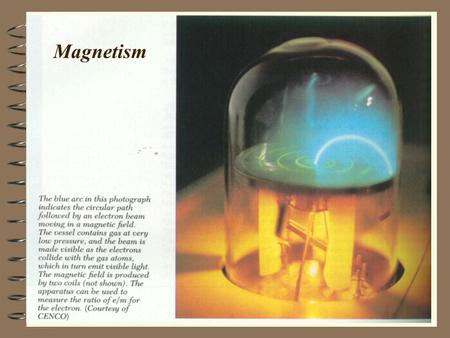 Magnetism. Chapter 19 Problems 19-3 1,2,5,7 19-4 11,15,17 19-5 19,21,23 19-7 30-33, 19-8 36,38,39 19-9 42,43 19-11 45,47.