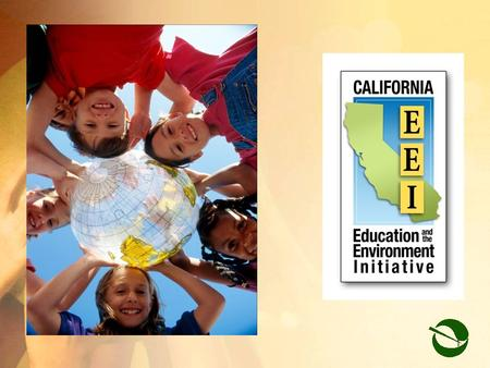 1. What is the Education and the Environment Initiative (EEI)?  EEI came about with a 2003 California law, sponsored by Fran Pavley  Cal/EPA and the.