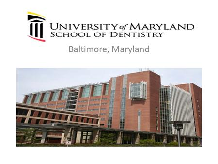 Baltimore, Maryland. Admissions: Required Courses: – Biology + labs – Chemistry + labs – Ochem + labs – Physics + labs – English (6 credits) – Biochemistry.
