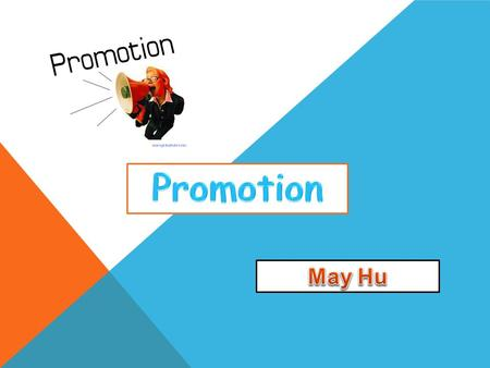 It is equal to the marketing communications. It relates to the products or services of the communications products. Promotion is an element of the marketing.