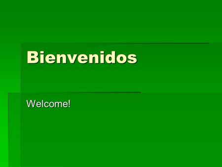 Bienvenidos Welcome!.  Learning another language is not easy, but most people can learn a second language IF they are willing to put in the necessary.