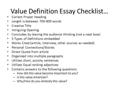 quoting definitions in essay Easybib reference guide to dictionary citation in apa format.