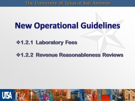 2   Lab fees must be collected as E&G revenue per Texas Education Code.   Lab fee accounts must be reconciled for each semester's activity to adjust.