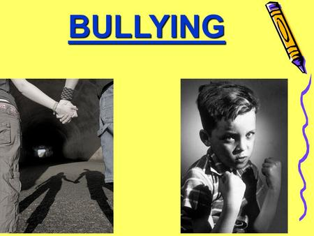 BULLYING What is a Healthy Relationship? You feel safe. You communicate well with each other. There is a sense of trust. Mutual respect. Encourage independence.