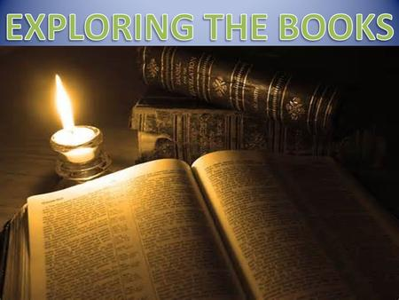JUDGES 7 th Book of the Bible 21 Chapters 618 verses 33 Verses fulfilled prophecy 92 Questions 71 Commands 5 Promises.