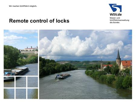 Remote control of locks. WagnerT/MilbradtT12.11.2015S2S2  In the past: lock control on site  Now: Lock control via remote control  Usually four locks.