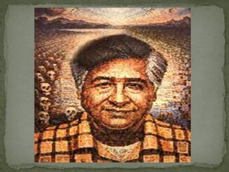 Who do you think this man is? Cesar Chavez This historical figure is Cesar Chavez. Cesar Estrada Chavez was born March 31, 1927 near Yuma, Arizona.