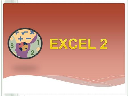 TYPES OF INFORMATION IN EXCEL Types of information can be typed in a cell o text o numbers o formulas o functions Text is also known as labels o Aligns.