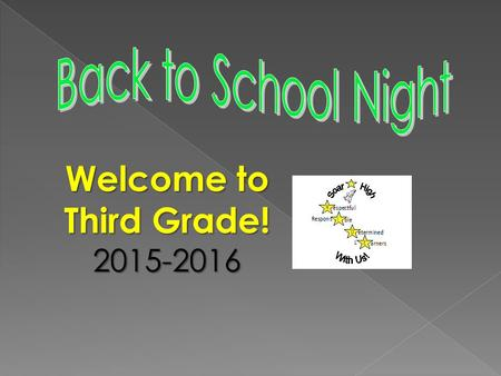 Welcome to Third Grade! 2015-2016. Teachers you should know: Mrs. Jewell – Room 25 Mrs. Winhoven – Room 24 Mrs. Wolbert – Room 23 Ms. Price– Room 22.