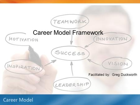 Career Model Framework