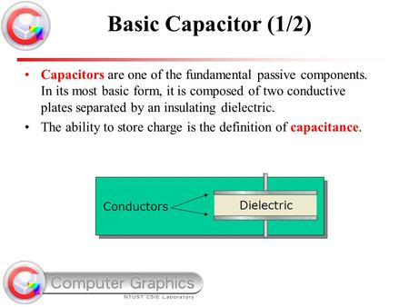 Capacitors are one of the fundamental passive components. In its most basic form, it is composed of two conductive plates separated by an insulating dielectric.