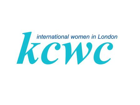 This is the Home Page where you can either join kcwc or log on to the website if you are already a member.