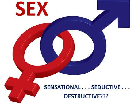 SEX SENSATIONAL... SEDUCTIVE... DESTRUCTIVE???. Let's be anonymously honest... My sexual preference is: A.Heterosexual B.Homosexual C.Bisexual.