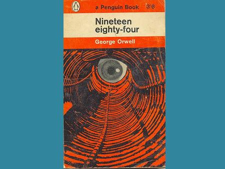 character analysis of winston smith in the novel nineteen eighty four by george orwell Book, nineteen eighty-four (1949), a novel he wrote book's hero, the englishman winston smith george orwell suggested in nineteen eighty-four that.