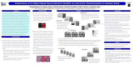 Future Discussion Introduction MethodologyResultsAbstract There are three types of data used in the project. They are IKONOS, ASTER, and Landsat TM, representing.