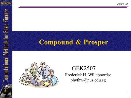 GEK2507 1 Frederick H. Willeboordse Compound & Prosper.