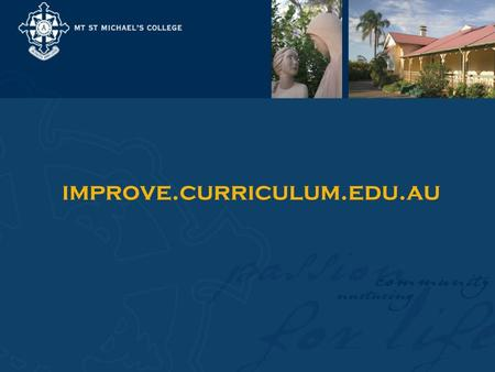 Improve.curriculum.edu.au. Scootle is self-registration, click the following link to create an account: