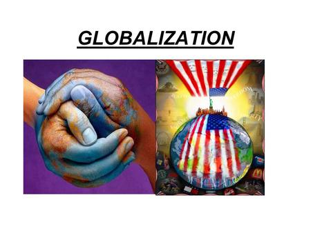 economic and cultural globalisation Cultural and intellectual environment for modern economic theory3  culture  versus globalisation in europe: actual tension or possible dialogue prof.