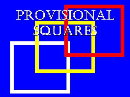 Provisional Squares XOXOXO XOXOXO XOXOXO In a partisan primary, what should be said to a voter who wishes to vote a ballot for a party other than the.